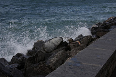 Waves in Vevey