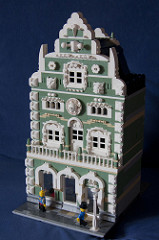 Lego: Fancy Bookstore 2