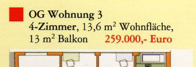 13,6 m²