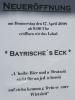 Bayrische`s Eck