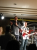 Workshop with David Richards, Peter Freestone and Queen cover band Miracle.