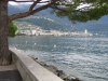 Blick auf Montreux' Zentrum