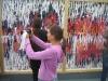 Kunstwerk und Künstlerin