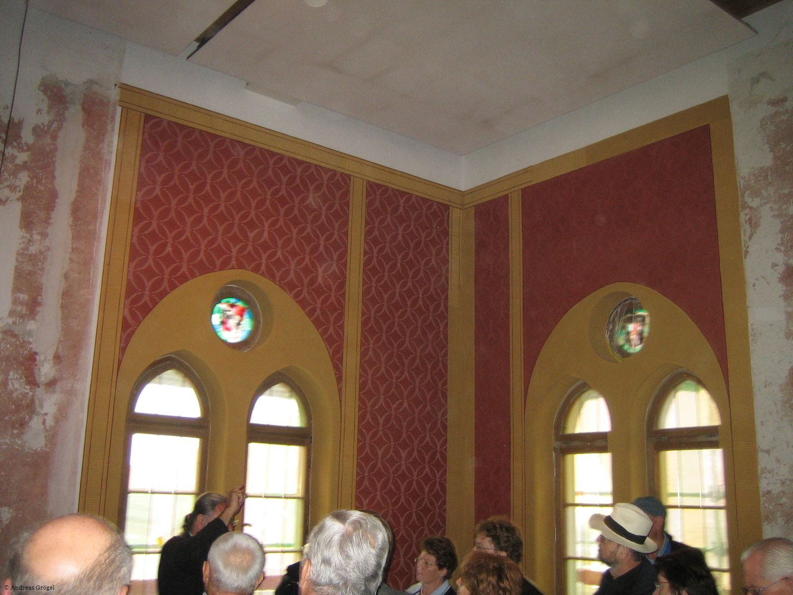 Rathaus-Baustelle Festsaal 1