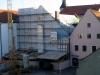 Kaufhaus Urban: Später bei den Ausbau-Arbeiten