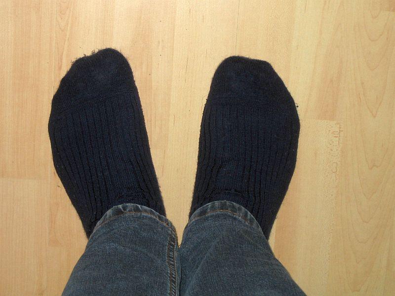 13: Zeig mir deine Füße