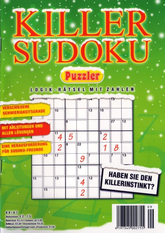 sudoku heft