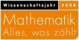 Jahr der Mathematik (Logo)