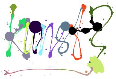 Kunst schaffen – spielend klecksende kunst… ach irgendwie sowas