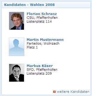Kandidat Mustermann