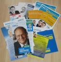 Kommunalwahl 2008 Werbung