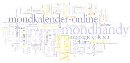 Wordle: Vollmond