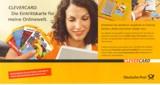 Clevercard-Werbung
