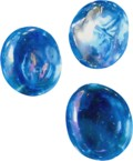 Blaue Edelsteine