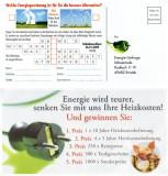 Energie-Umfrage Jan.2009