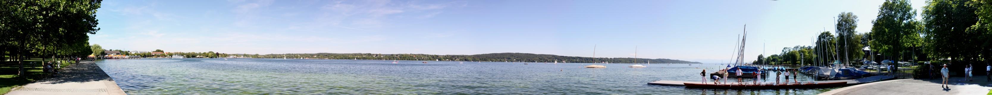 Starnberg-Panorama