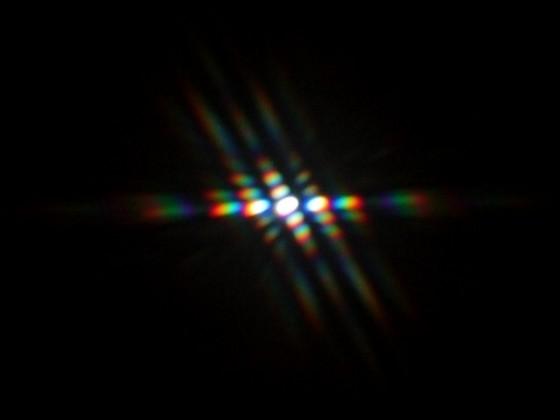 Jupiter im Fliegengitter 1