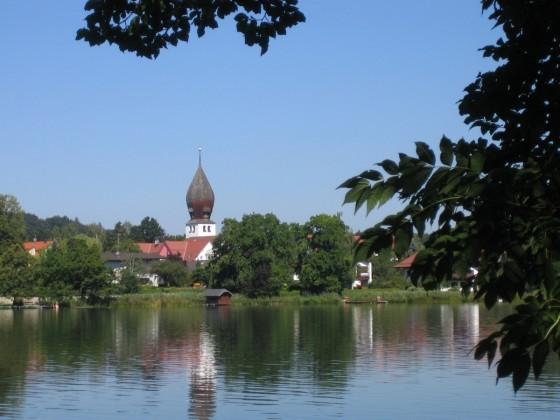 Kirchturm Weßling