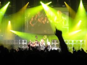 Manowar: Gitarrist aus dem Publikum