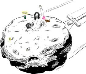Asteroid-Jesus