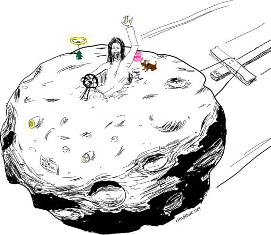 Asteroid Jesus