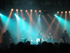 Lacuna Coil Vorgruppe: Deadlock