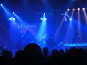 Lacuna Coil Vorgruppe: Dommin