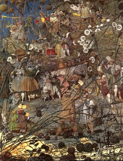 """Richard Dadd: """"The Fairy Feller's Master-Stroke"""""""