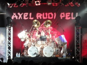 Axel Rudi Pell Drum Solo