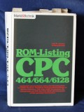 ROM-Listing CPC Front