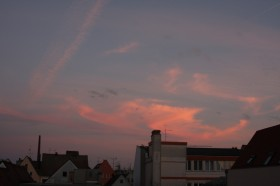 Abendrot normal