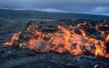 Lava am Kilauea