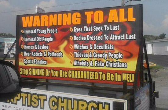 Höllen-Warnung