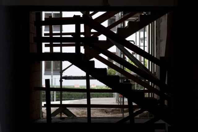 Treppenskelett