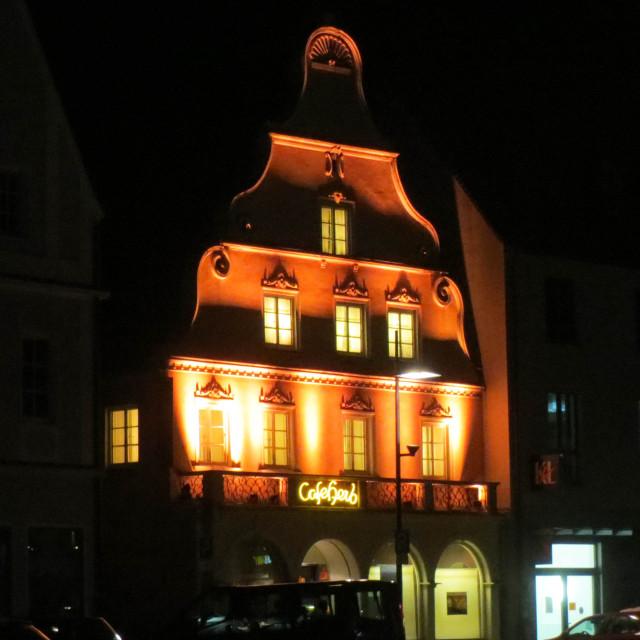 Café Herb bei Nacht IMG_4484